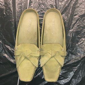 Aerosoles Green Loafers